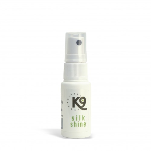 Silk Shine 30 ml - K9 Competition - brillantezza e splendore manto cane - ideale per mostre