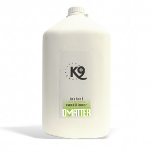 Dematter spray - 5,7 lt - k9 competition - toelettatura cani