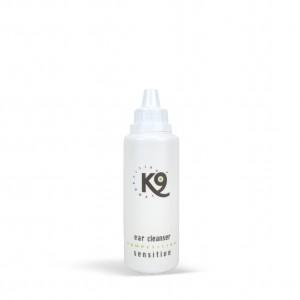 ear cleanser k9 competition - pulizia orecchie cani senza alcool e sostanze oleose - pulizia orecchie cani con orecchie sensibili