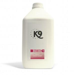 keratin moist conditioner - 2,7 lt - k9 competition - toelettatura cani