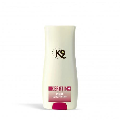 keratin moist conditioner - 300 ml - k9 competition - toelettatura cani
