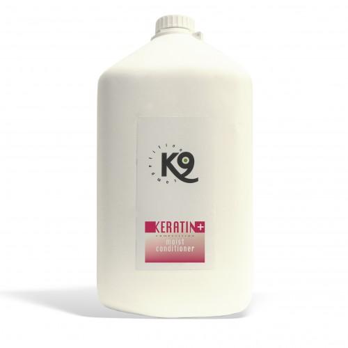 keratin moist conditioner - 5,7 lt - k9 competition - toelettatura cani