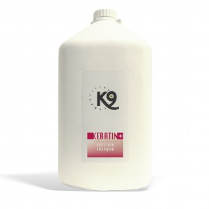 keratin moisture shampoo - 5,7 lt - k9 competition - toelettatura cani