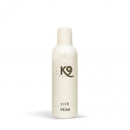 Silk Shine 100 ml - K9 Competition - brillantezza e splendore manto cane - ideale per mostre