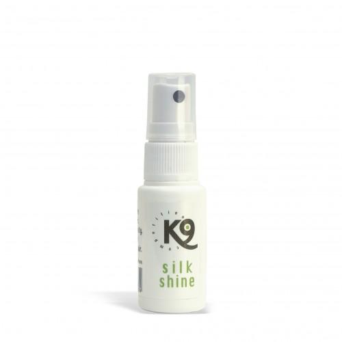 Silk Shine 30 ml - K9 Competition - brillantezza e splendore manto cane - ideale per mostre